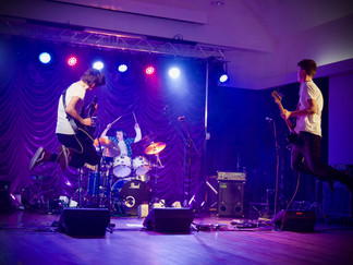 Rock In The Priory Showcase
