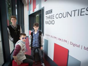BBC3CR Radio Interview