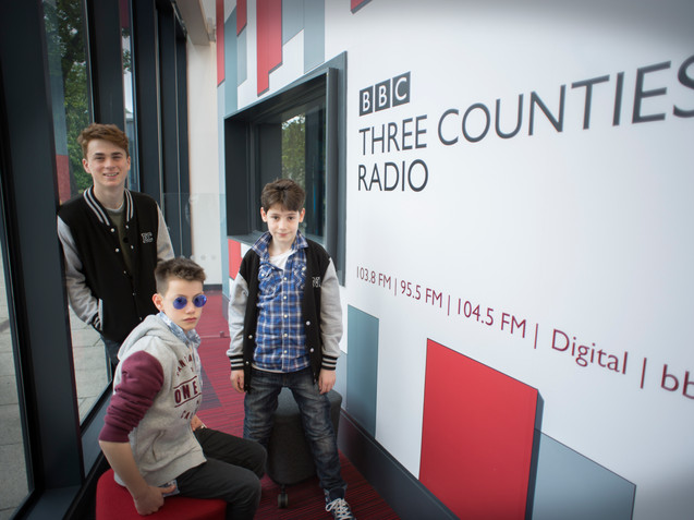 BBC3CR Radio Interview