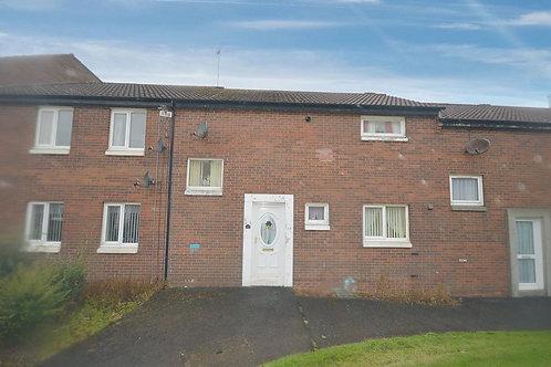 3-Bed Terraced house, Workington, Cumbria -18CC