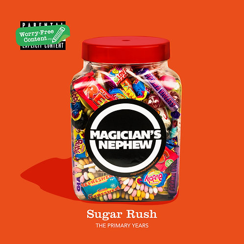 Sugar Rush CD