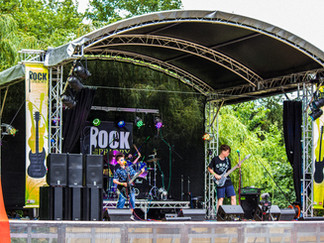 Rock In The Priory