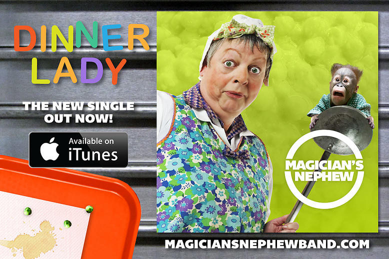 'Dinner Lady' is out on iTunes