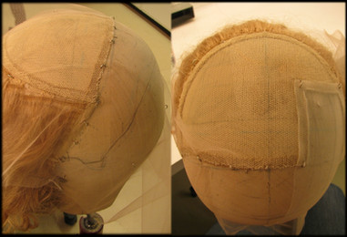 Deep Front Wig Construction
