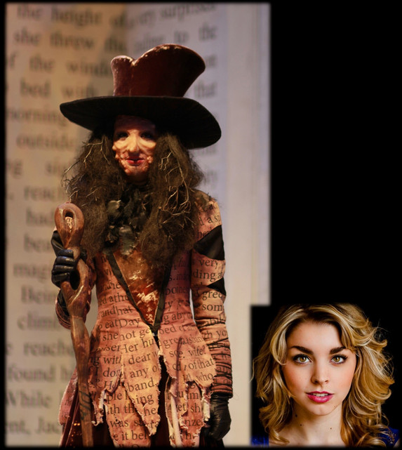 """The Witch (Old), """"Into the Woods"""""""