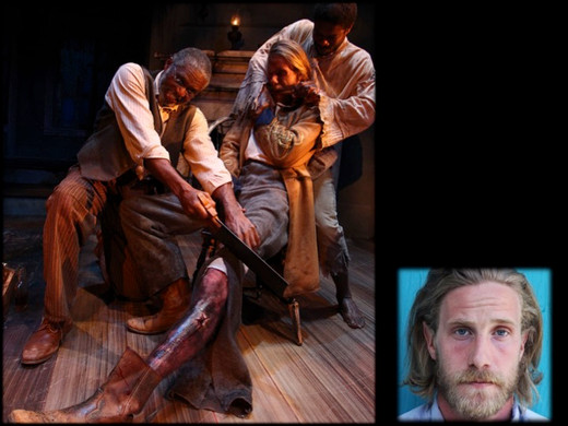 """Caleb, """"The Whipping Man"""""""