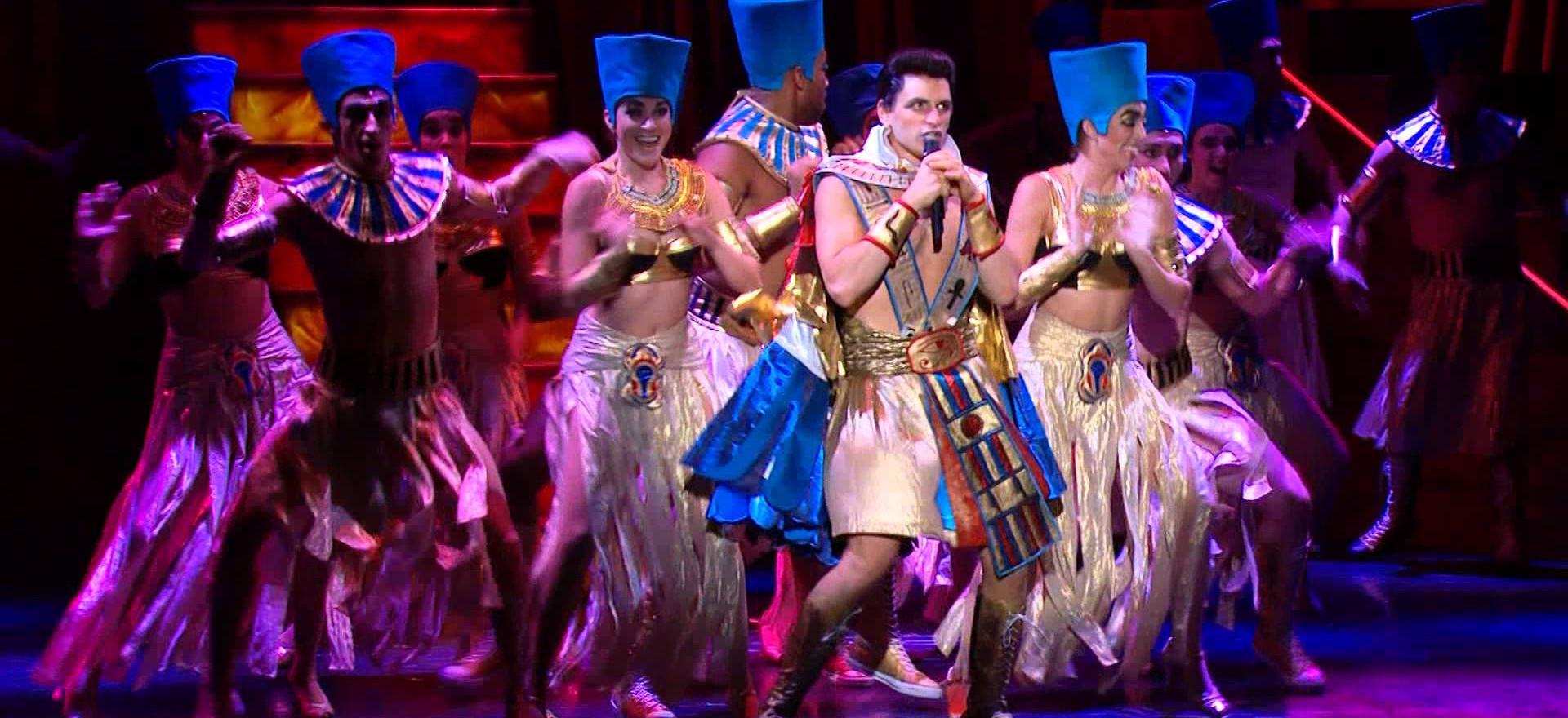 Joseph and the Amazing Technicolor Dreamcoat US Tour Montage 2015
