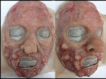The Witch (Old) Prosthetic Mask