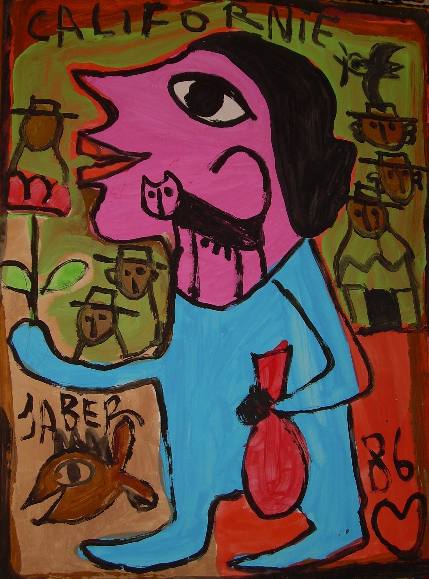 JABER 86  FEMME