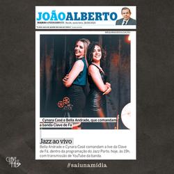Coluna João Alberto 28/08/2020