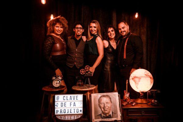 Jazz da Clave de Fá se apresenta na Zona Norte do Recife