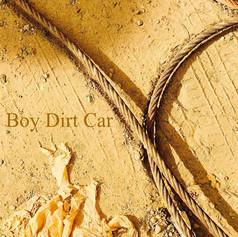 Boy Dirt Car