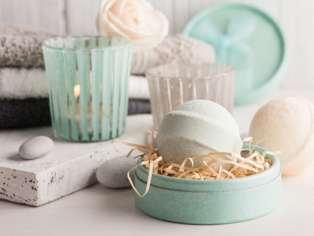 Stressed? DIY CBD Bath Bombs to the Rescue!