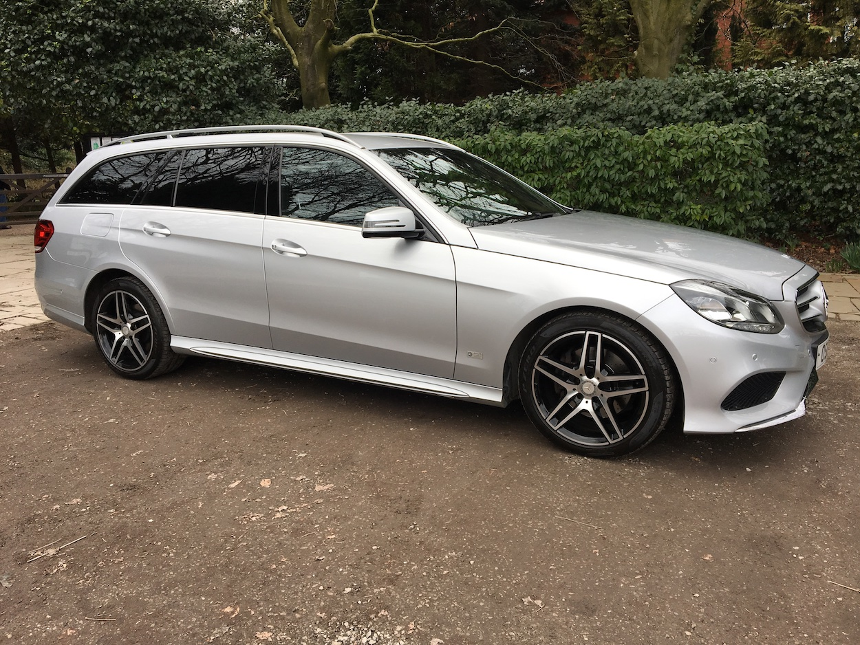 Mercedes E250 AMG Sport Estate