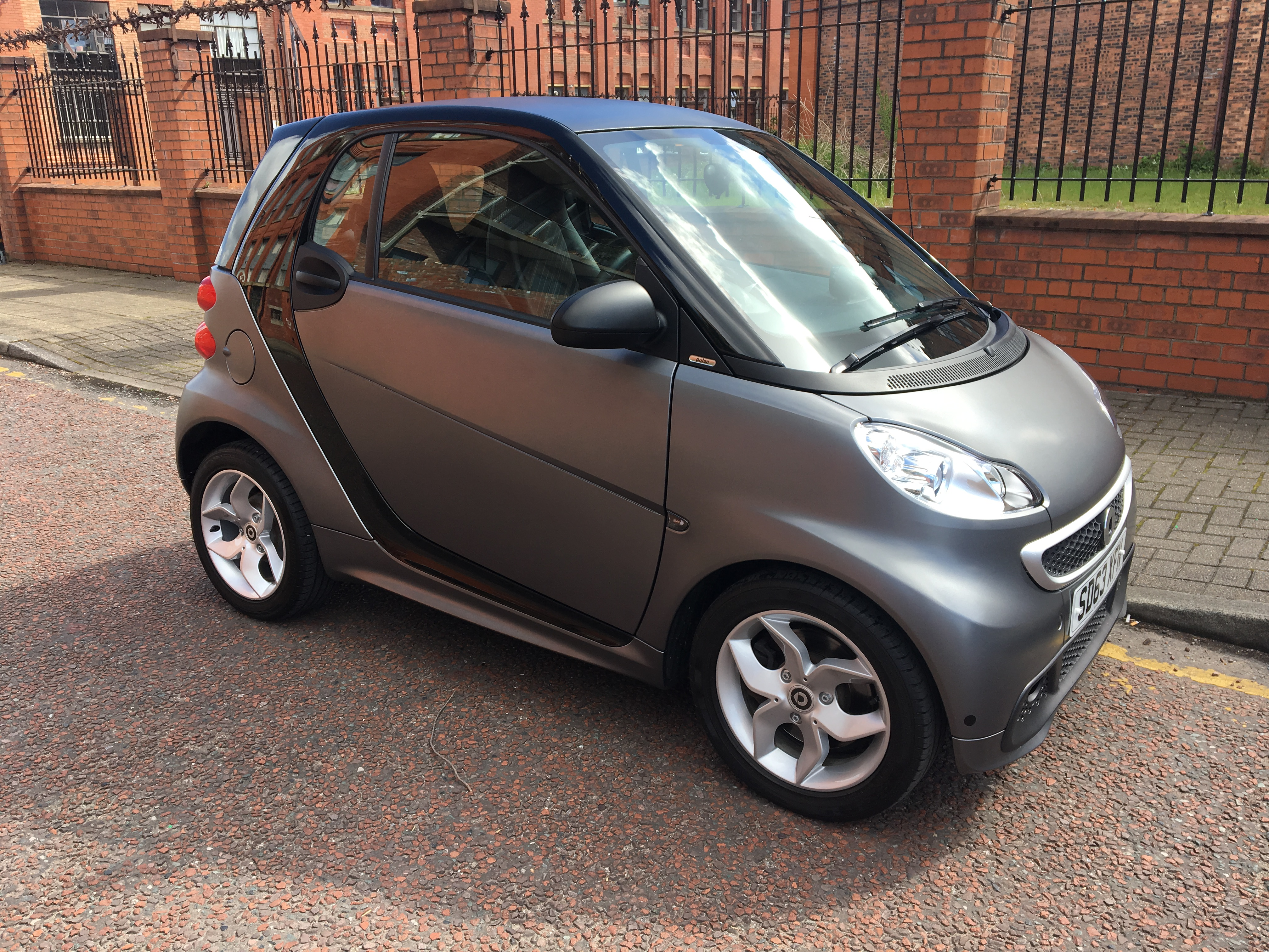 Smary Fortwo Pulse