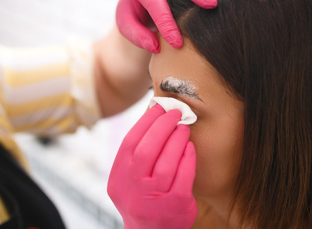 Why You Should Be Exfoliating Your Eyebrows