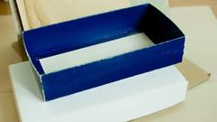 手作りPOP用廃棄処分前の紙