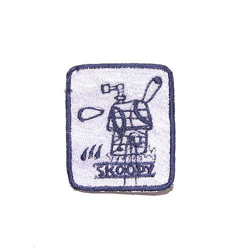 Skoopy patch (Navy)