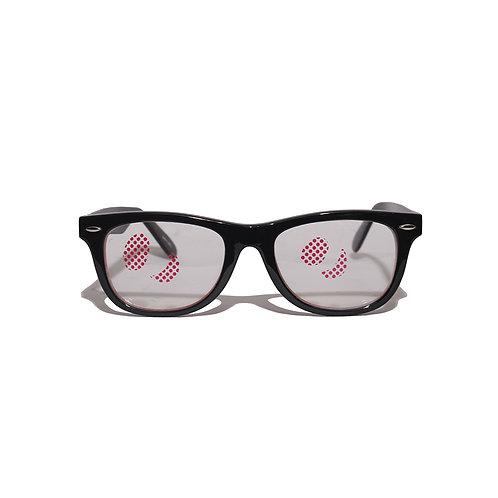 Skoloct eye glasses/ Red eye