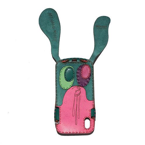 SKOLOCT x OJAGA DESIGN iPhone XS MAX case color assort