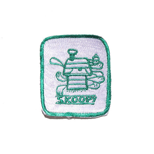Skoopy patch (Green)