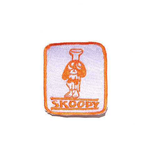 Skoopy patch (Orange)