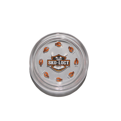 Skorley Loctson ashtray