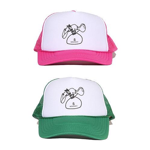 MONEY BAG SKO MESH CAP