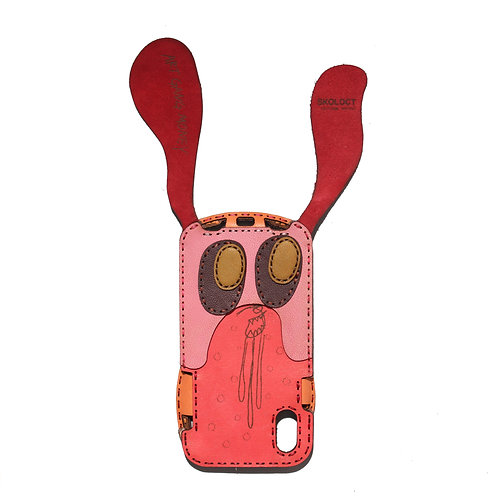 SKOLOCT x OJAGA iPhone XR case color assort