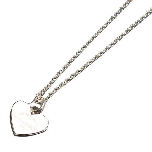 HEART NECKLACE (SKOLOCT x END CUSTOM JEWELLERS)