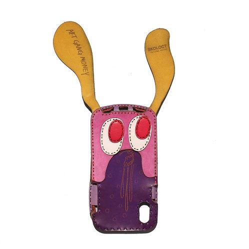 SKOLOCT x OJAGA DESIGN iPhone XR case color assort