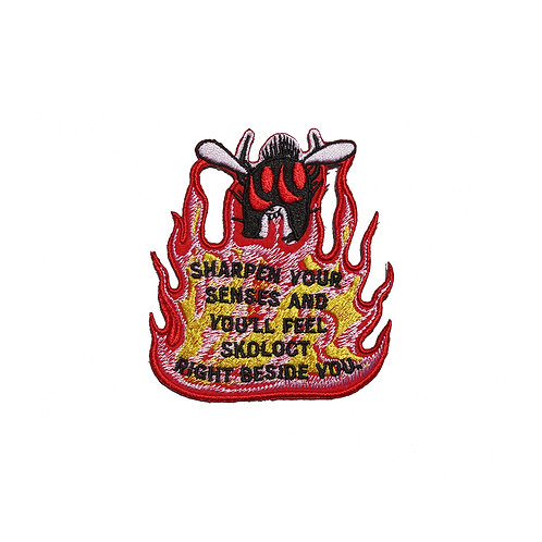 SKO FLAME PATCH