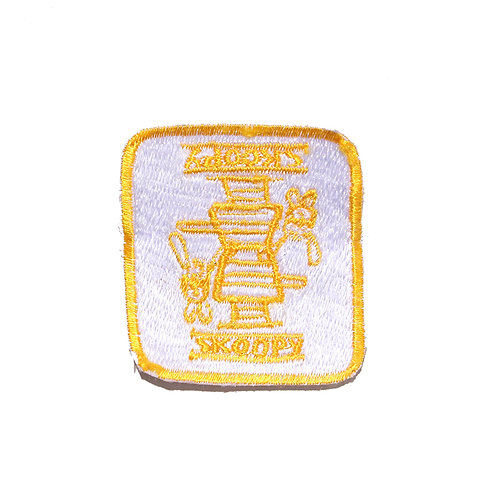 Skoopy patch (Yellow)