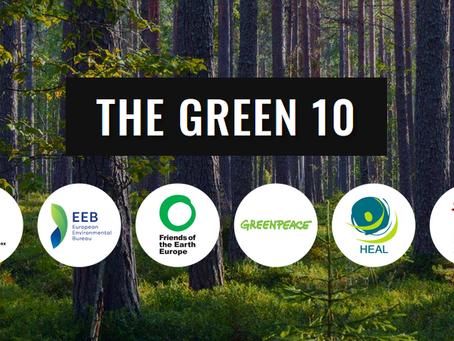 ΝΑΙ, στις «Πράσινες 10», στην προτεραιότητα για την προστασία του περιβάλλοντος