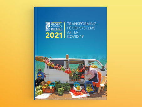 2021 Global food policy report: Transforming food systems after COVID-19