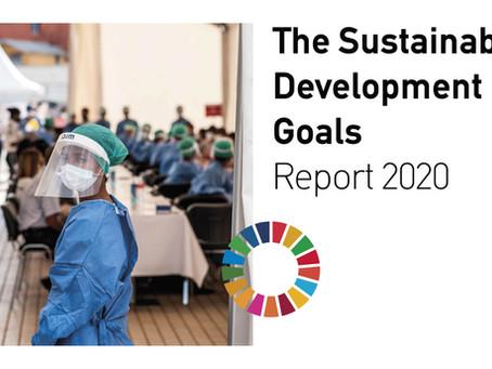 Νέο report για τους SDGs από τα Ηνωμένα Έθνη