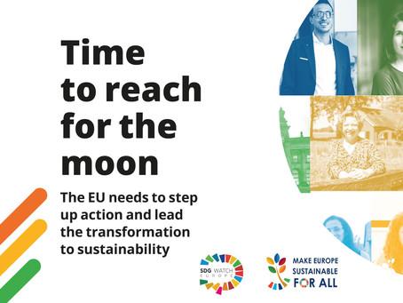 """Time to reach for the moon"" - Το νέο report για τους Στόχους Βιώσιμης Ανάπτυξης"