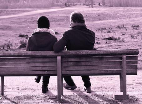 The joy of companionable silence