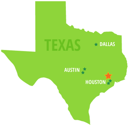 Map Of Louisiana And Texas With Cities.Why Austin Texas Was Not The Best Option For The Latest Mls