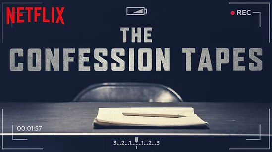 Maniac's Netflix Binge: The Confession Tapes