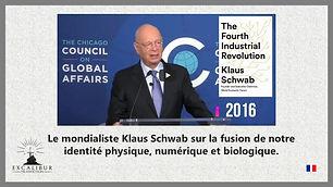 maquette Klauss Schwab Le Grand reset po
