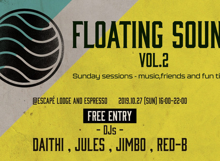 "Pic Up Event ! ""Floating Sound vol.2"""