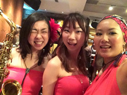 CANDELA female musicians Ecco , 野口茜,RED-B