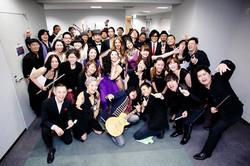 A Hundred Birds Orchestra  2014