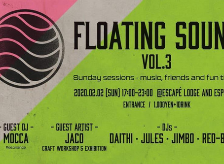 Floating Sound vol.3