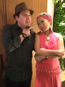 CANDELA producers Oscar & RED-B