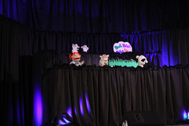 Luther League Puppets