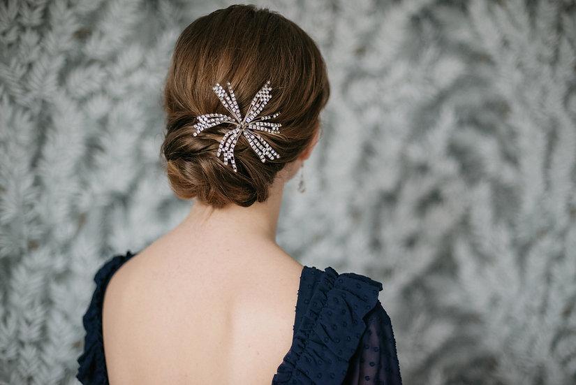 Starflower Paste Hair Slide
