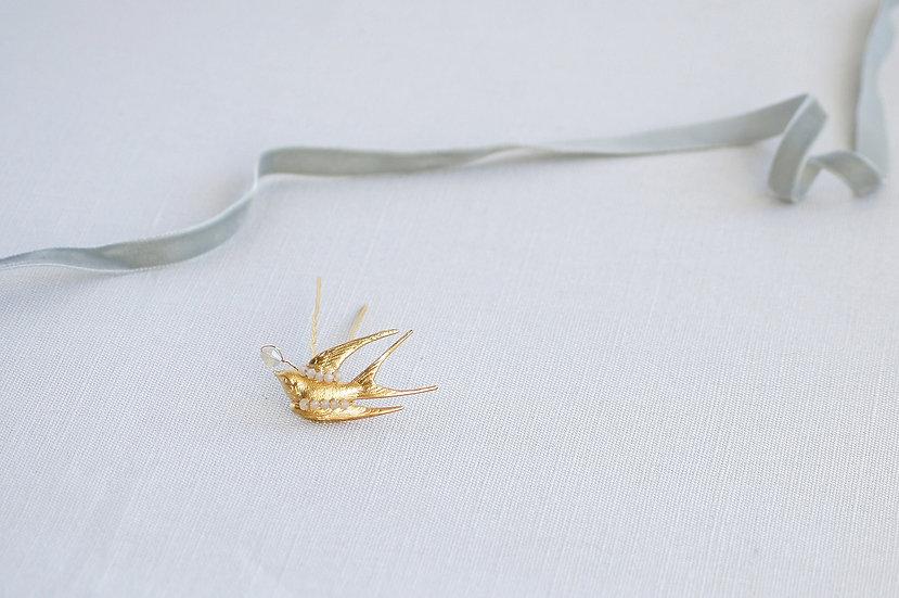 Swallow Hair Pin