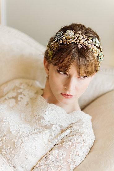 Jewelled Meadow Bandeau Headband